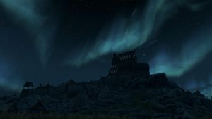Elder Scrolls V: Skyrim - Wallpaper - 3 by Lonewolf898
