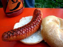 Rote Wurst by Stratege