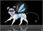 Robodog - Barcode by The-F0X