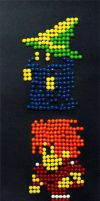 Skittles Final Fantasy by mattmcmanis