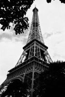 Eiffel Tower by XxX-SXE-XxX