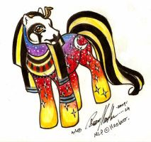 Egyptian Dreams by moonfeather