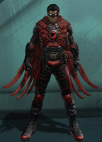 Red Robin (DC Universe Online) New 52 by Macgyver75
