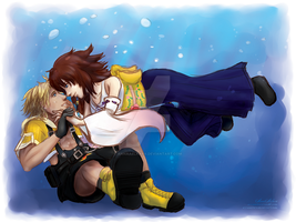 FFX-Isn't It Wonderful? by AnnaAelfara