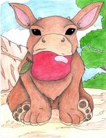 FOOFOO colored by emken16