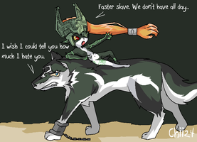 Faster Slave by OfficialChii24