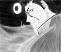 Aizen's Smile by Loona-Cry