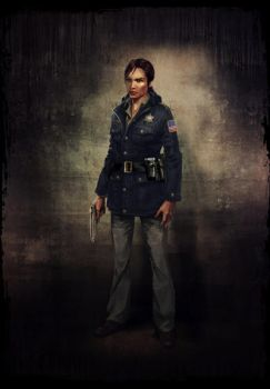 Silent Hill: Downpour. Anne Cunningham by StMalKavian
