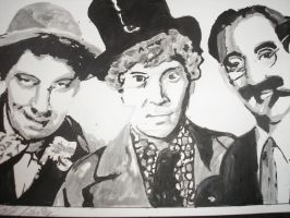 Marx's Brothers by Coffee58