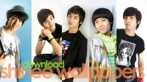 SHINee Wallpaper Collection by mkiseasytospell