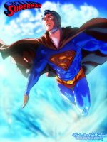 Superman Classic by jets