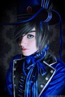 Ciel Phantomhive by sarahwilkins