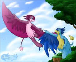 .:: Fly With Me ::. by Hakunaro