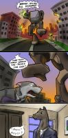 Memorable Moments Of SimCity 4 by ElCoatl