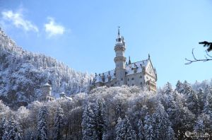 A fairytale palace by narisign