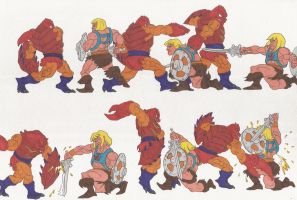 He-man and the masters of the Universe 04Nov2012 by AlexBaxtheDarkSide