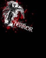 The Seraph Terror: T-Shirt by sleeplessinmygrave
