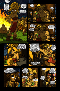 'Stone Punks' - Episode 1, Page 14 by Bradshavius