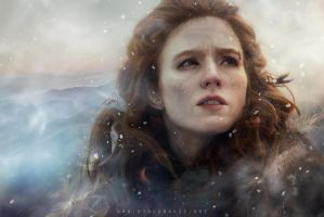 Ygritte by Almost-Human-Cosband