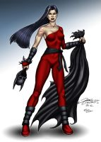 Red Claw (Batman - The Animated Series) by jameslink