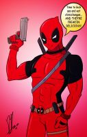 Another Deadpool Moment by Dante91