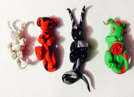 Charms Dragons for sale by Darkness35Wolf