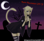 Happy Halloween 2013! by Sasayaki-san