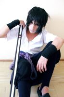 Sasuke Shippuden Cosplay by Zettai-Cosplay