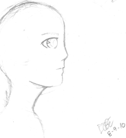 Realistic Side View... by ICEEWolf