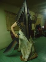 Silent Hill: Pyramid Head by phoenyxx782