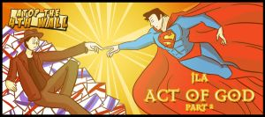 AT4W: JLA Act of God part 2 by MTC-Studios