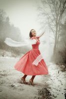 The Snow Queen... by gosiaa93