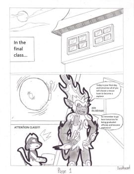 Soul Destructor Team Chapter 1 Page 1 - Series by Deathxael