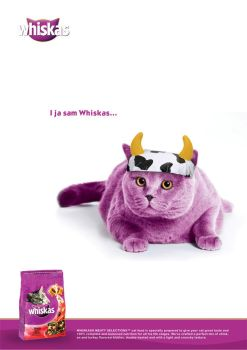 Whiskas Ad 2 by themetamy