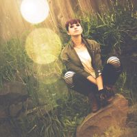 e.Valenti: Lucis - Olive Jacket by ember-snow