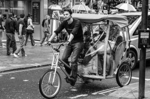 Tricycle by daliscar