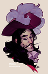 Captain Hook by mior3e