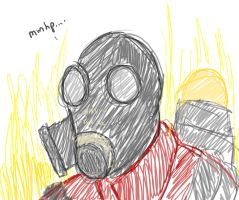Pyro Quick Sketch by zp92