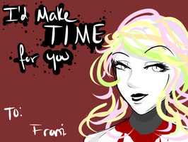 DHMIS Valentines // Time by Kimiko2Cute4U