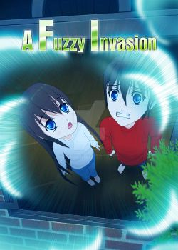 A Fuzzy Invasion: Series Cover by ImmortalDreams1994