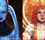 The Fifth Element Book Previews by CamiFortuna