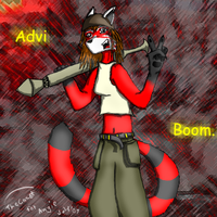 Art Trade - Advi by TheComet