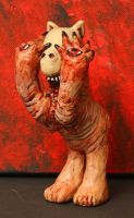Pan's Labyrinth Pale Man by TwistedPonies