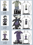GOTTA GET MY - BBC Sherlock T-Shirt Set by wasitelves
