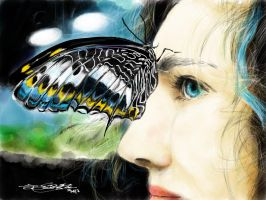 Butterfly Eyes by acostamt