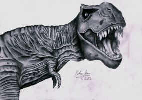 T-Rex by Octopriest