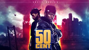 50 Cent by DastyDesign
