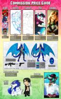 Commission Info: May 2013 by Silberry