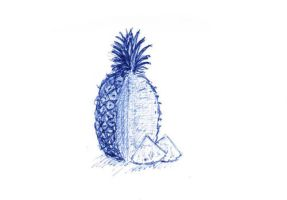 pineapple by Sarippus