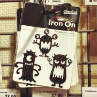 Iron On Monsters by attomanen